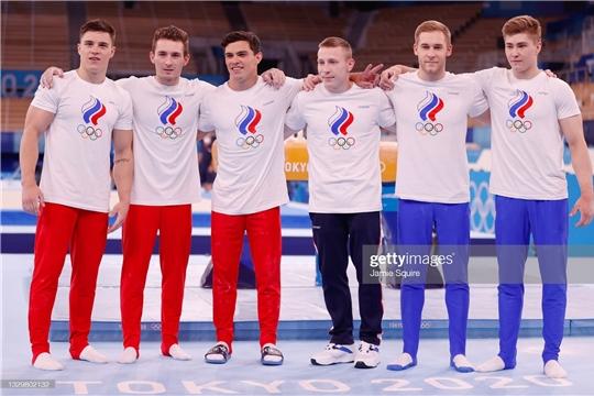 На Олимпиаде в Токио 24 июля стартует  мужской турнир по спортивной гимнастике