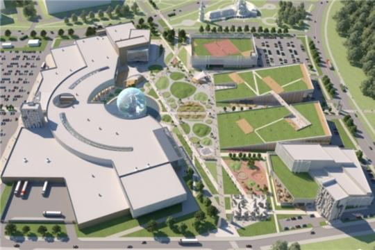 В Чувашии планируется строительство Дворца единоборств