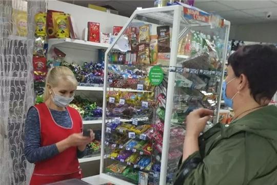 Рабочая группа проверила магазины «Выбор»,  «Марс», «Молодежный»