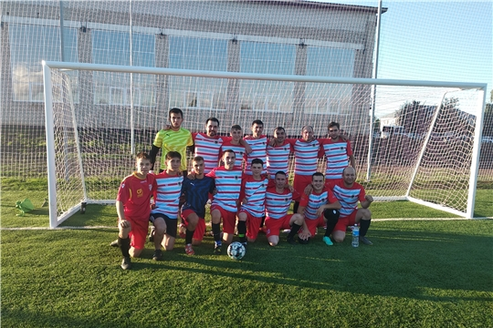 Волевая победа команды ФК Урмары в стартовой игре второго круга первенства Чувашии по футболу