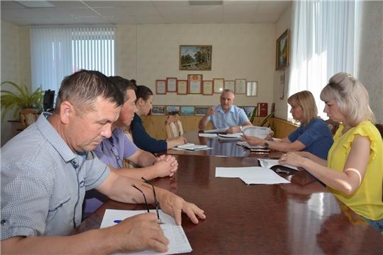 Состоялось заседание по проведению Всероссийской сельскохозяйственной микропереписи
