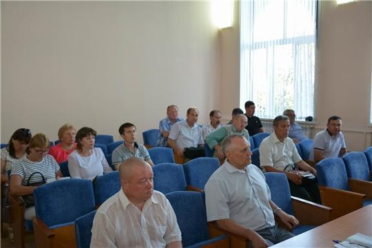 Состоялось заседание районного оперштаба по предупреждению завоза и распространения коронавирусной инфекции