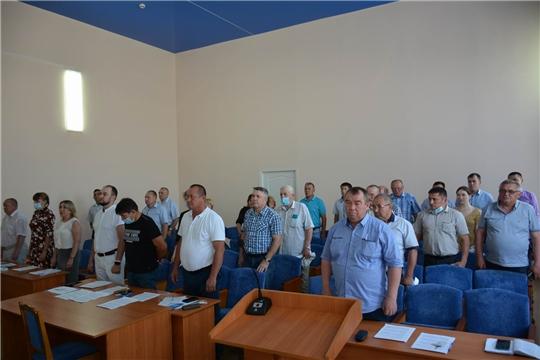 X заседание Вурнарского районного Собрания депутатов