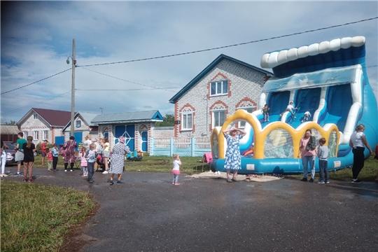 В Эпшиках прошел праздник Дня деревни