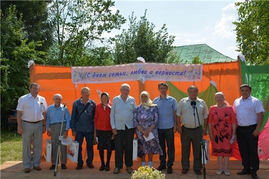 День семьи, любви и верности в Ермошкинском сельском поселении