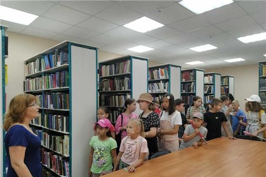 Библиотечные экскурсии для детей и взрослых