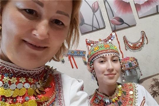 Диана Матвеева - победитель всероссийского фестиваля народной культуры «Наследники традиций»