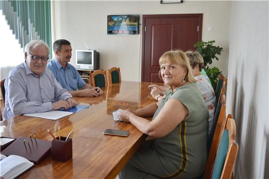 Встреча с профсоюзными лидерами