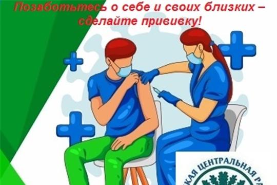 Привиться от коронавируса можно около супермаркета «Магнит» (улица Никитина 6 «Б»)