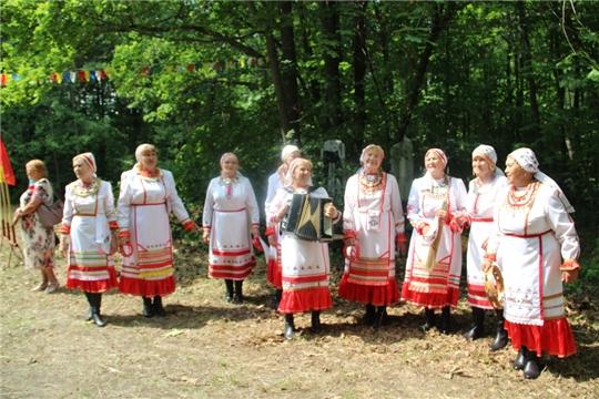 В Цивильском районе чествовали тружеников села