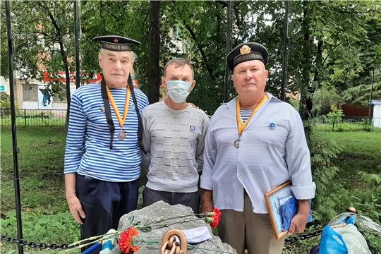 Юбилейные награды ветеранам
