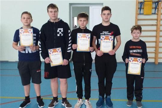 В Алатырском районе прошел чемпионат Школьной волейбольной лиги
