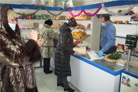 В Алатырском районе прошёл очередной рейд, направленный на борьбу с коронавирусом