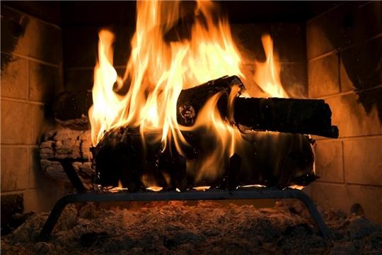 Обогревая дом, всегда помните о правилах пожарной безопасности