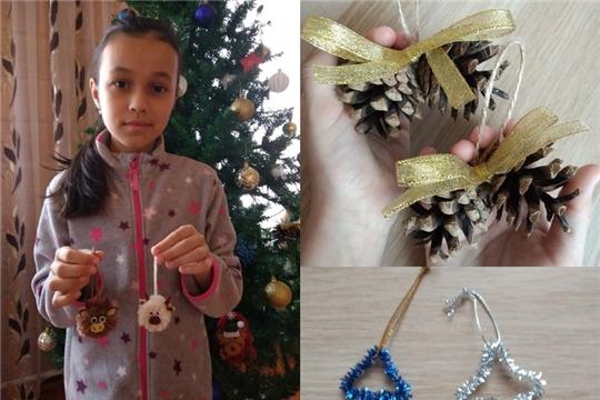 Рождественские мероприятия прошли в библиотеках Алатырского района