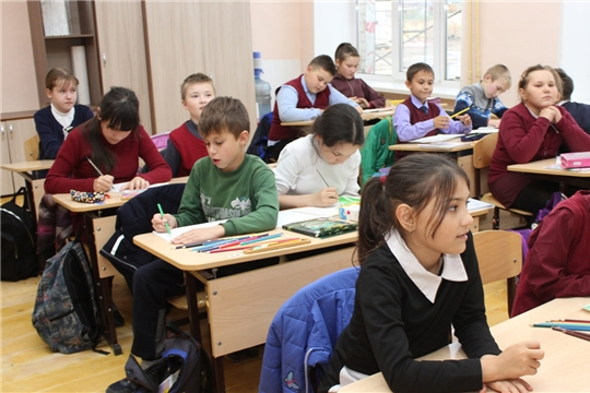 Школам Чувашии рекомендовано отменить занятия во время сильных морозов