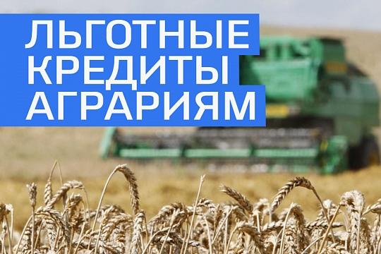 Минсельхоз Чувашии начал прием реестров на льготное кредитование аграриев