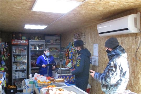 В Алатырском районе продолжаются мероприятия, направленные на борьбу с коронавирусом