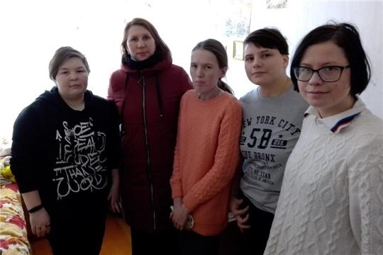 Рабочая поездка в ОГБПОУ «Сурский агротехнологический техникум»