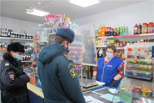 В Алатырском районе в целях противодействия коронавирусной инфекции работают 6 мобильных групп