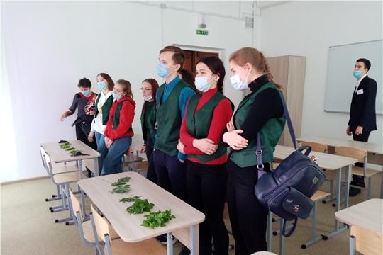 Поездка представителей агрокласса в Чувашский государственный аграрный университет