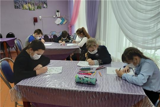 Познавательно - развлекательная программа «Тайна русских болот» в Октябрьском СДК