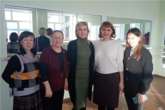 Работники культуры Алатырского района приняли участие в республиканском семинаре-практикуме