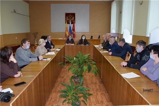 В Алатырском районе состоялся круглый стол «Прямые выборы глав муниципалитетов: «за» или «против»?