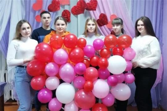 В учреждениях культуры района прошли мероприятия, посвященные Дню влюбленных