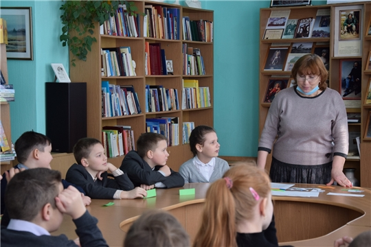 Библиотеки Алатырского района присоединились к Марафону, посвященному 150-летию Национальной библиотеки Чувашской Республики