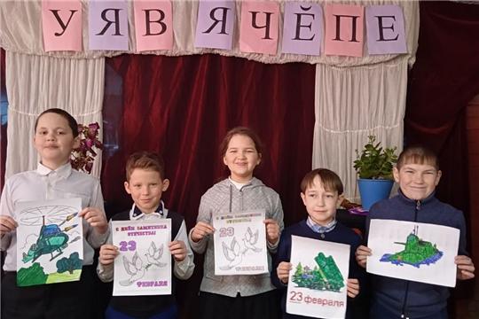 День защитника Отечества в библиотеках Алатырского района