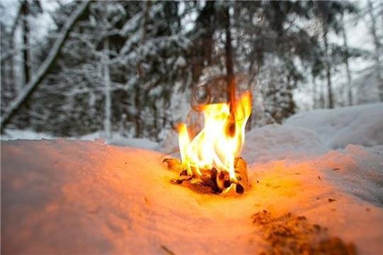 Порядок использования открытого огня и разведения костров на землях сельскохозяйственного назначения, землях запасами землях населенных пунктов