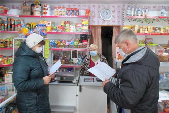 Продолжается выездная работа по предупреждению распространения новой̆ коронавирусной инфекции