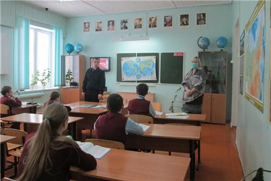 Информационные встречи в рамках акции «Безопасность детства» на территории Алатырского района