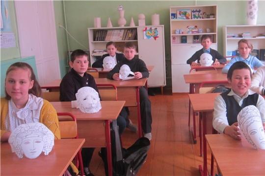 Школьники Алатырского района присоединились к Проекту «Театральное приволжье»
