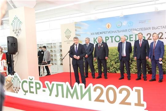 Участие в выездном совещании делегации Алатырского района