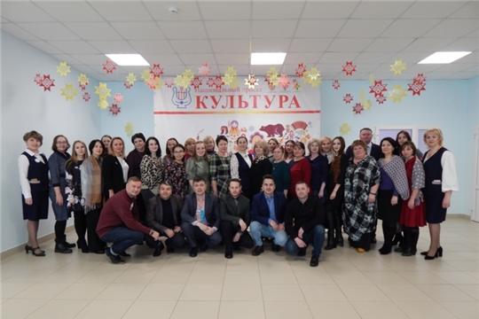 Работники культуры Алатырского района приняли участие в Республиканском семинаре-совещании