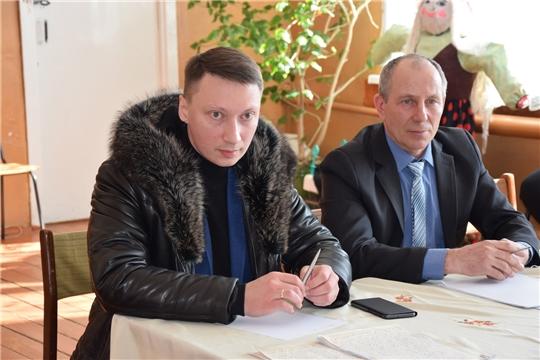Главы Кувакинского и Междуреченского сельских поселений выступили на отчетных собраниях
