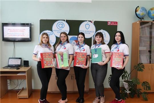 Лучшая команда РДШ Алтышевской средней школы проводит встречи со школьниками