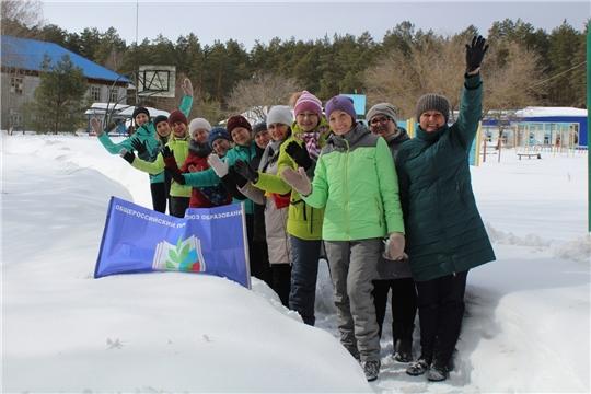 Молодые педагоги Алатырского района за спорт, здоровье и долголетие!