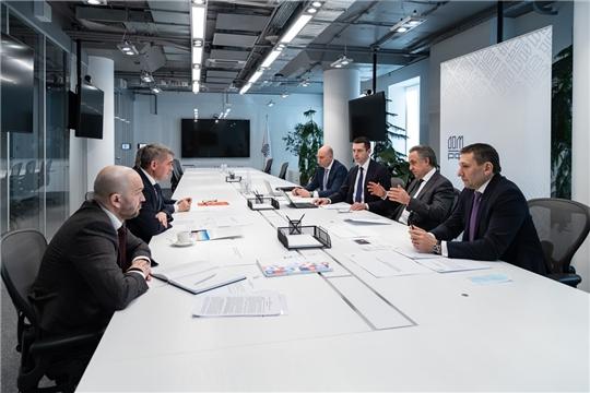 Чувашская Республика и ДОМ.РФ запустят программу льготной ипотеки для отдельных категорий граждан