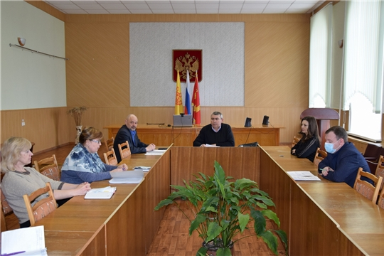 Заседание Совета по противодействию коррупции в Алатырском районе