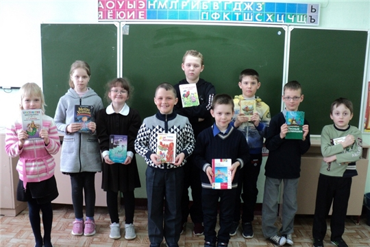 Международный день детской книги в библиотеках Алатырского района