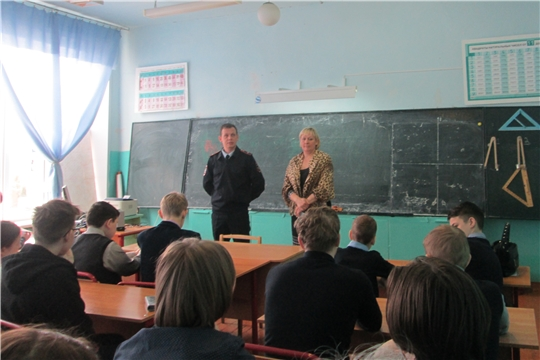 На территории Алатырского района проводится всероссийская межведомственная комплексная оперативно-профилактическая операция «Дети России — 2021»