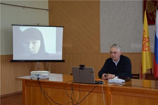В Алатырском районе состоялся семинар по вопросам профилактики суицидов