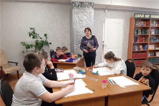 Проведены мероприятия ко Дню космонавтики в сельских библиотеках Алатырского района