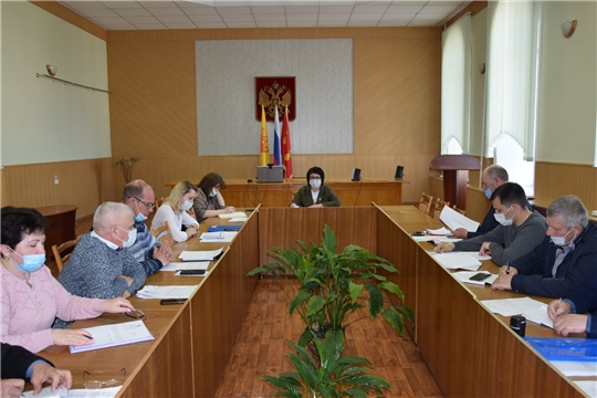 Расширенное заседание Межведомственной комиссии по стимулированию повышения доходов консолидированного бюджета администрации Алатырского района