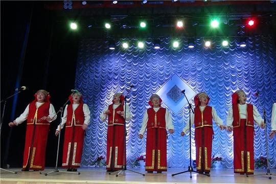 Творческие коллективы представили Алатырский район на межрегиональном фестивале