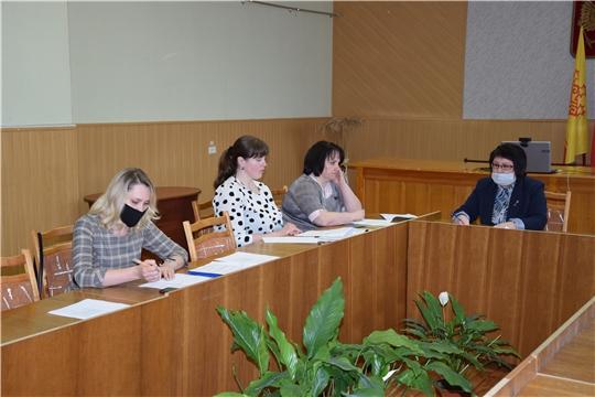 Состоялось заседание рабочей группы Алатырского района по снижению неформальной занятости, легализации «серой» заработной платы, повышению страховых взносов во внебюджетные фонды