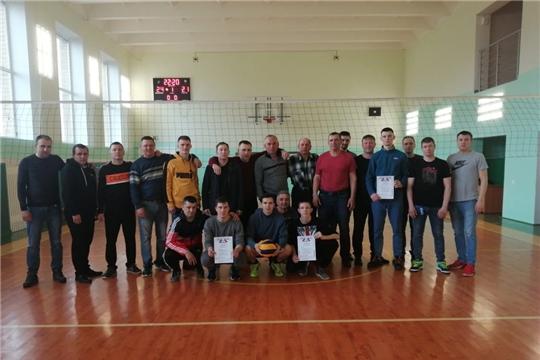 Состоялся традиционный турнир по волейболу среди команд производственных предприятий и организаций, посвященных Дню пожарной охраны РФ